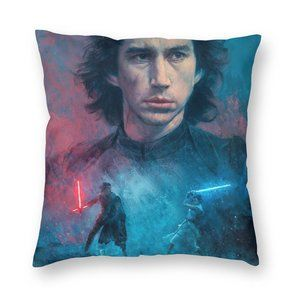 Adam Douglas Driver Fashion Design Pillow Case